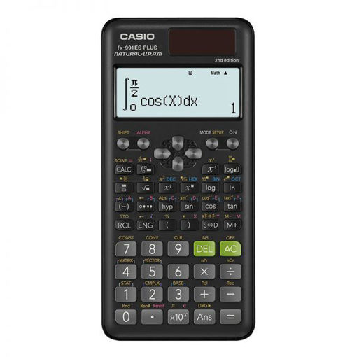 Picture of الة حاسبة علمية Casio fx-991ES Plus المطورة