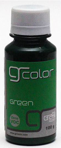 صورة الوان جرافتي ريزن - اخضر Gr-color