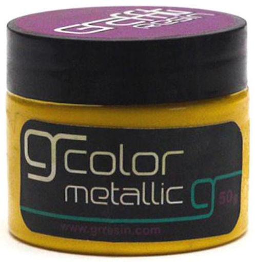 صورة جرافتي ريزن الوان ميتالك - اصفر GRM023