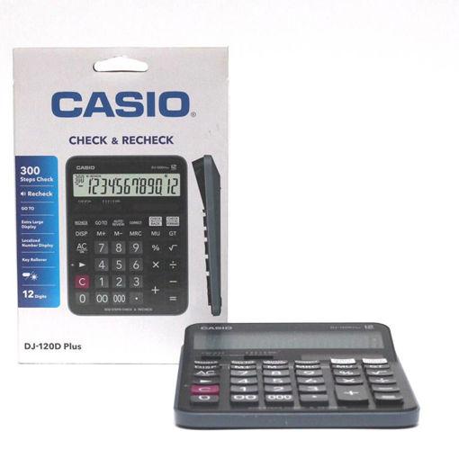 Picture of حاسبة كاسيو - DJ-120 D PLUS