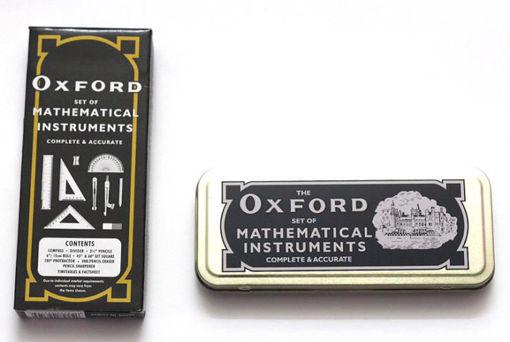 صورة هندسة أوكسفورد 9 قطع - علبة