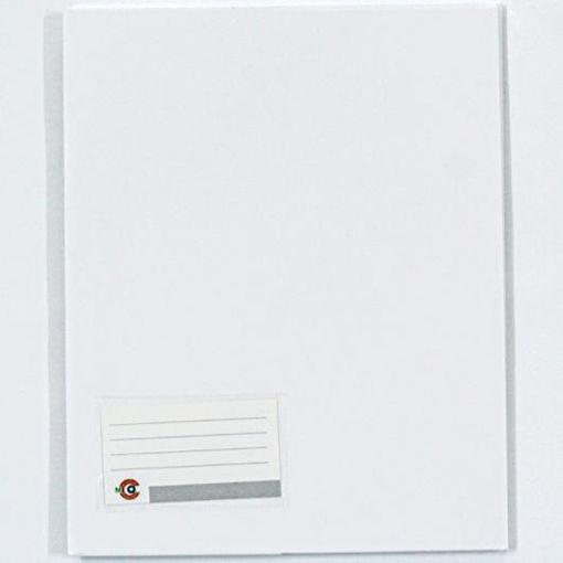 صورة دفترغلاف بلاستك 100 ورقة B5