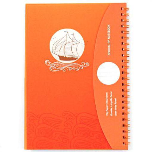 صورة دفتر سلك عربي 60 ورقة A5