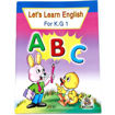 Picture of Let's Learn English – For K.G1