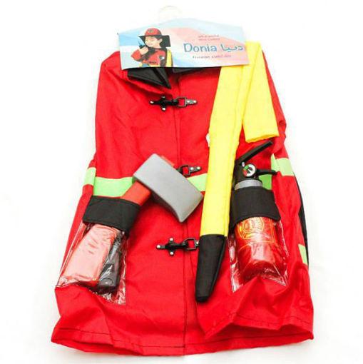 صورة ملابس مهن - رجل الاطفاء