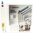 """صورة ملف حلقتين ابيض """"COMIX - A4 - 1.0"""
