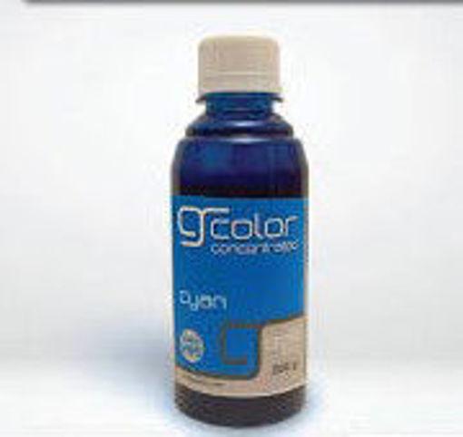 صورة الوان جرافتي ريزن - ازرق - 200 جم    GR Color Cyan