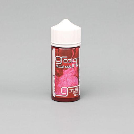 Picture of الوان كحولية - احمر مخملي - 100 ملم - GRA013